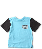 Quiksilver Kids - Surf Faster S/S Tee (Toddler/Little Kids)