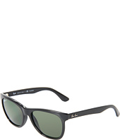 Ray-Ban - 0RB4184 High Street Square Polarized 54