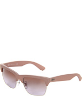 Ray-Ban - 0RB4186 Square Rubber Youngster 57