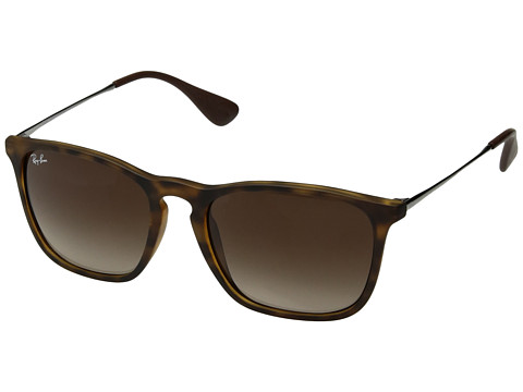 Ray-Ban RB4187 Square Keyhole Youngster 54mm - Rubber/Havana
