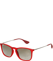 Ray-Ban - 0RB4187 Square Keyhole Youngster 54