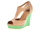 BC Footwear - Lickety Split (Work Tan/Green) - Footwear