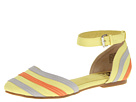 BC Footwear - Writings On The Wall (Yellow Multi) - Footwear