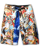 Volcom Kids - Barter Boardshort (Big Kids)