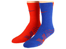 Nike - Performance Football Crew 2-Pair Pack (Game Royal/(Team Orange)/Team Orange/(Game Royal))