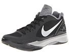 Nike - Volley Zoom Hyperspike (Black/White/Metallic Silver)