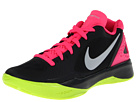 Nike - Volley Zoom Hyperspike (Anthracite/Pink Flash/Volt/Metallic Platinum)
