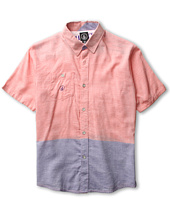 Volcom Kids - Bank Lock S/S Woven (Big Kids)