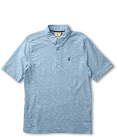 Volcom Kids - Blackout Mix S/S Polo (Big Kids)