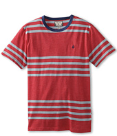 Volcom Kids - Circle Square Crew S/S (Big Kids)