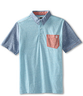 Volcom Kids - Tempest Pocket Polo (Big Kids)