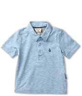 Volcom Kids - Blackout Mix S/S Polo (Toddler/Little Kids)