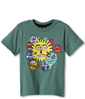 Volcom Kids - Kid Creature FA S/S Tee (Toddler/Little Kids)