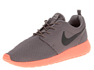 Nike - Roshe Run (Soft Grey/Beach/Total Crimson/Midnight Fog) - Footwear