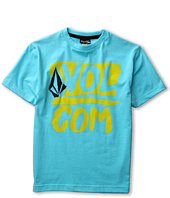 Volcom Kids - Linked Up S/S Tee (Big Kids)