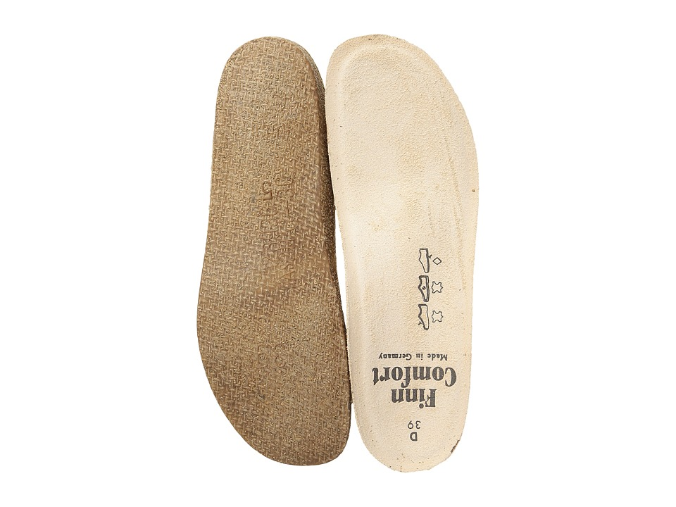 Finn Comfort Classic Soft Wedge Insole (N/A) Women's Insoles Accessories Shoes