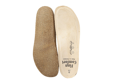 Finn Comfort Classic Soft Wedge Insole - N/A