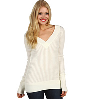 Christin Michaels - Estie Ribbed Sweater