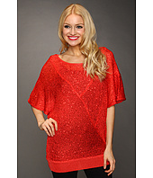 Christin Michaels - Lissee Sequin Knit Top