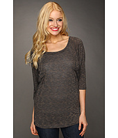Christin Michaels - Hana 3/4 Sleeve Top