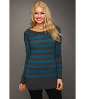 Christin Michaels - Nessie Striped Sweater