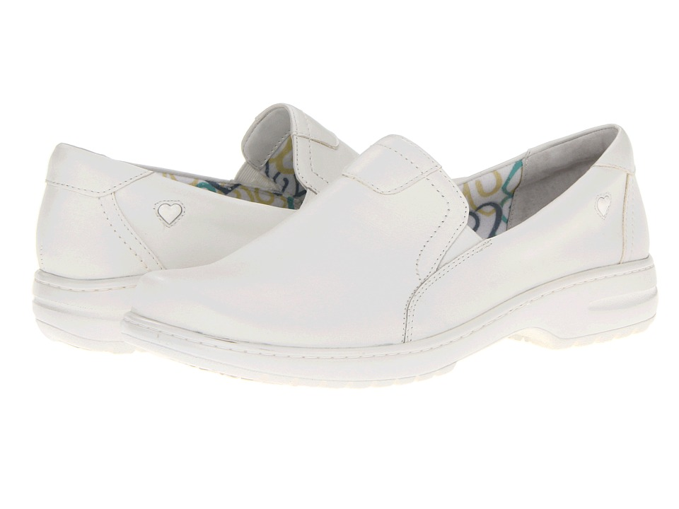 Nurse Mates - Meredith (White) Womens Industrial Shoes