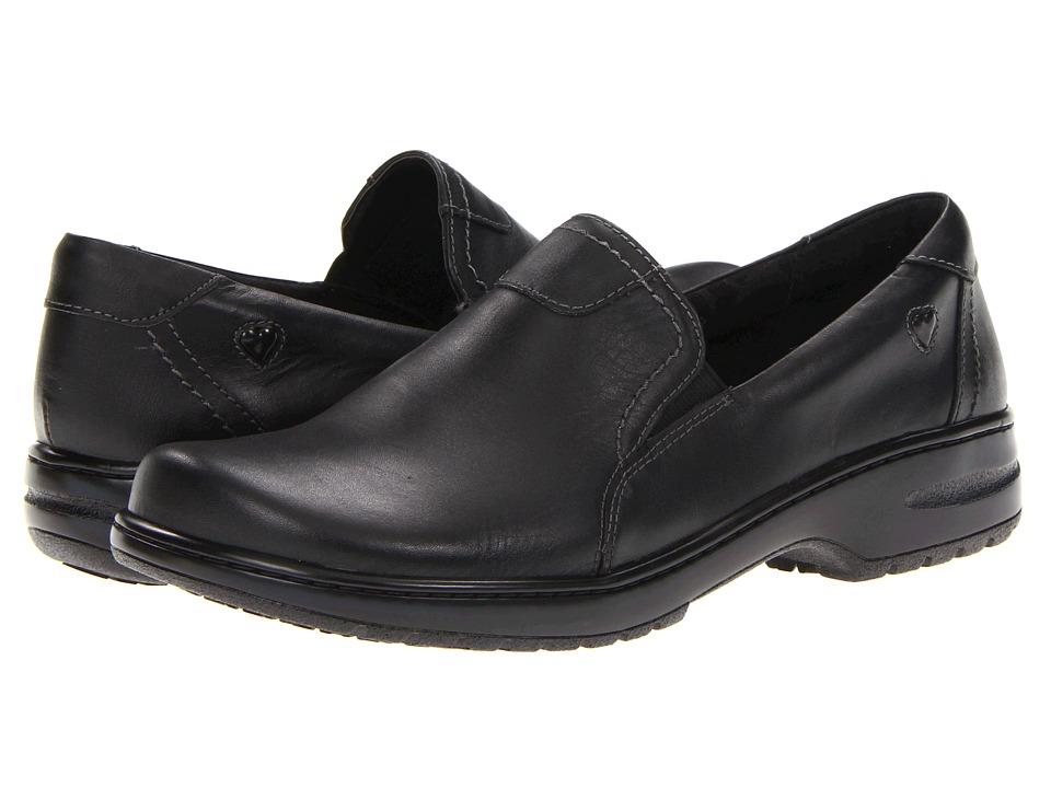 Nurse Mates Meredith (Black) Women's Industrial Shoes