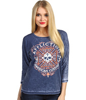 Affliction - Death Cross Fashion Top
