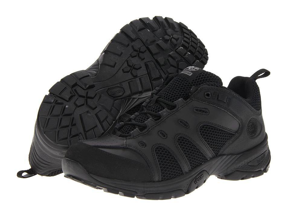 Timberland PRO - Valor Newmarket (Black) Mens Industrial Shoes