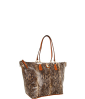 Dooney & Bourke - Snake O-Ring Shopper