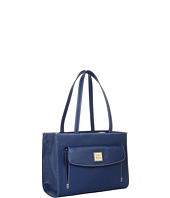 Dooney & Bourke - Pebble Leather Janine with Front Pocket