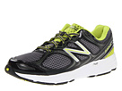 New Balance M840V2 Black, Green Shoes