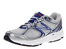 New Balance W840V2 White, Blue Shoes