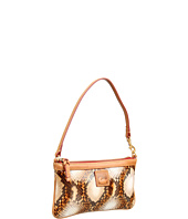 Dooney & Bourke - Python Large Slim Wristlet
