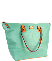 Dooney & Bourke - Lambskin Solids O-Ring Shopper