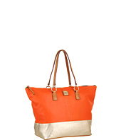 Dooney & Bourke - Lambskin Color Blocks O-Ring Shopper