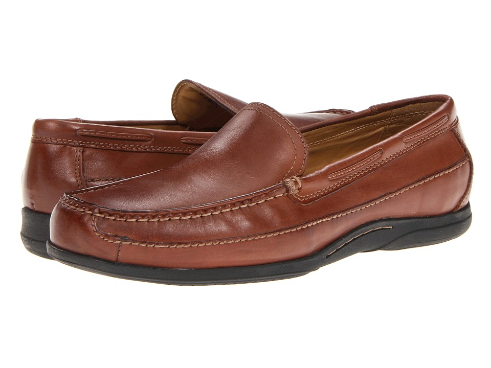 Dockers Amalfi (Tan Burnished Full Grain) Men