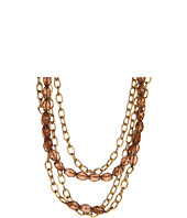 Marc by Marc Jacobs - Petal to the Metal Layered Necklace