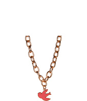 Marc by Marc Jacobs - Petal To The Metal Charm Necklace