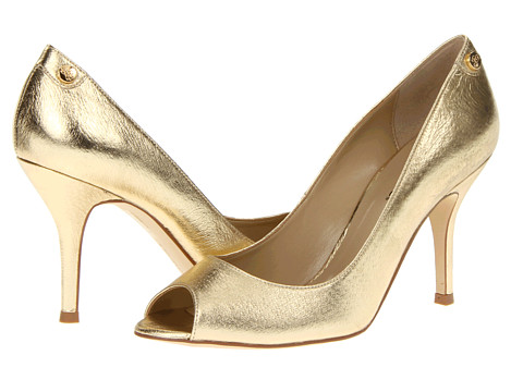Pretty Peep Toe Pumps in Large Sizes for Women with Big Feet