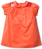 Chloe Kids - Percale Lining Dress w/ Sequins on Shoulders (Infant)