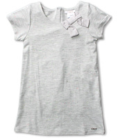 Chloe Kids - Jersey Dress w/ Silk Bow (Toddler)