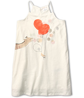 Chloe Kids - Jersey Dress w/ Fancy Illustration (Toddler/Little Kids)