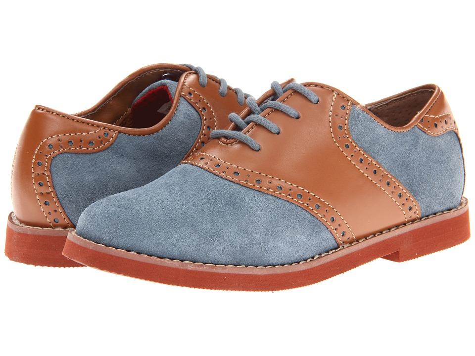 Florsheim Kids - Kennett Jr. (Toddler/Little Kid/Big Kid) (Chalk Blue/Multi) Boys Shoes
