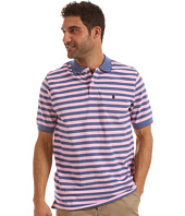 IZOD - Short Sleeve Oxford Stripe Pique