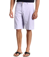 IZOD - Oxford Flat Front Short