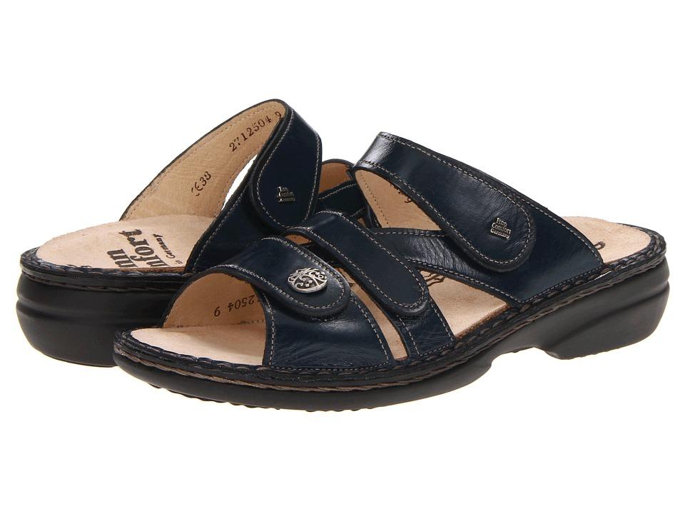 Finn Comfort Soft Ventura - 82568 (Ocean) Women's Slide S...