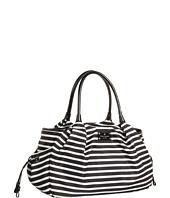 Kate Spade New York - Nylon Stripe Stevie Baby Bag