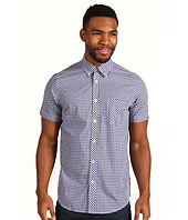 Ben Sherman - Laundered Gingham Check S/S Shirt MA00543S