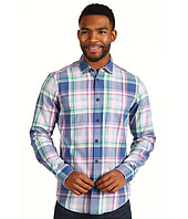 Ben Sherman - Laundered Oversize Check L/S Shirt